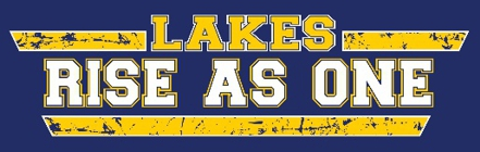 Lakes Rise As One Banner